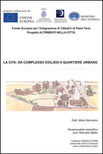 Microsoft Word - La Cita da complesso edilizio a quartiere urban