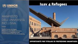 iuav 4 refugees